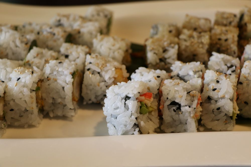 Sushi Ninja Tampa: 3018 W Kennedy Blvd, South Tampa, FL