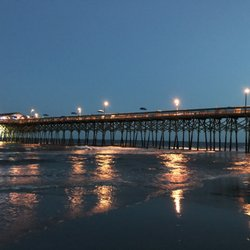 Photo Of The Pier At Garden City Sc United States