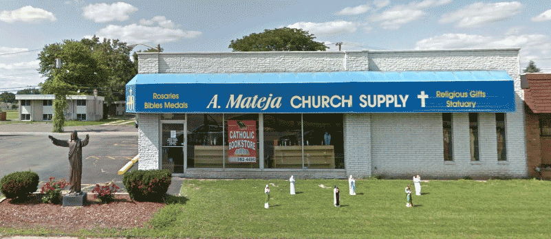 A Mateja Church Supply: 30762 Ford Rd, Garden City, MI