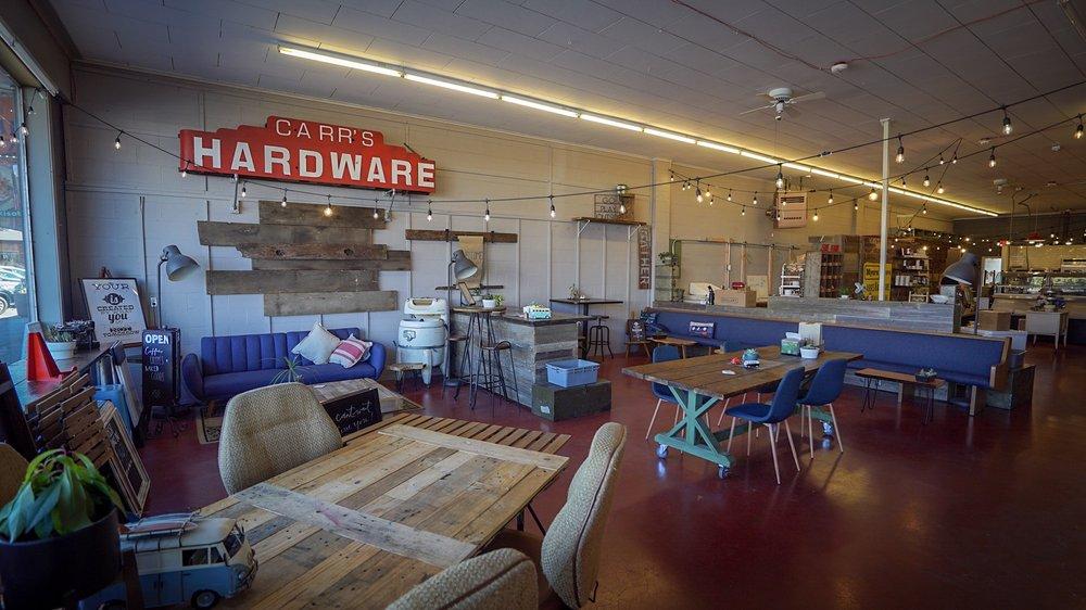 Wander Coffee Bar: 1514 3rd St, Marysville, WA