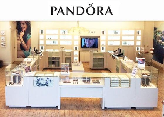 Pandora Store Jewelry 6000 W Markham St Little Rock