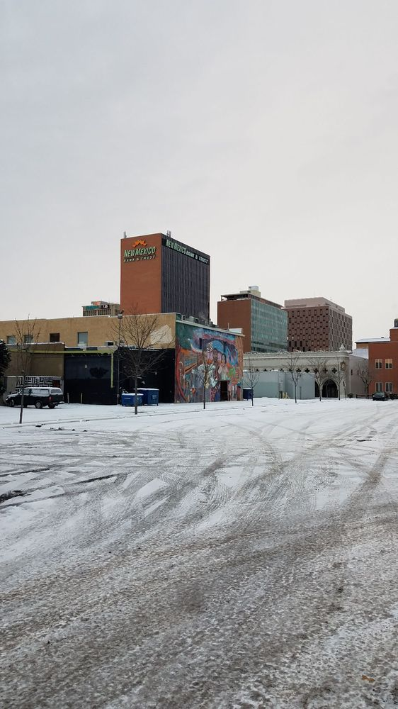 Downtown Albuquerque