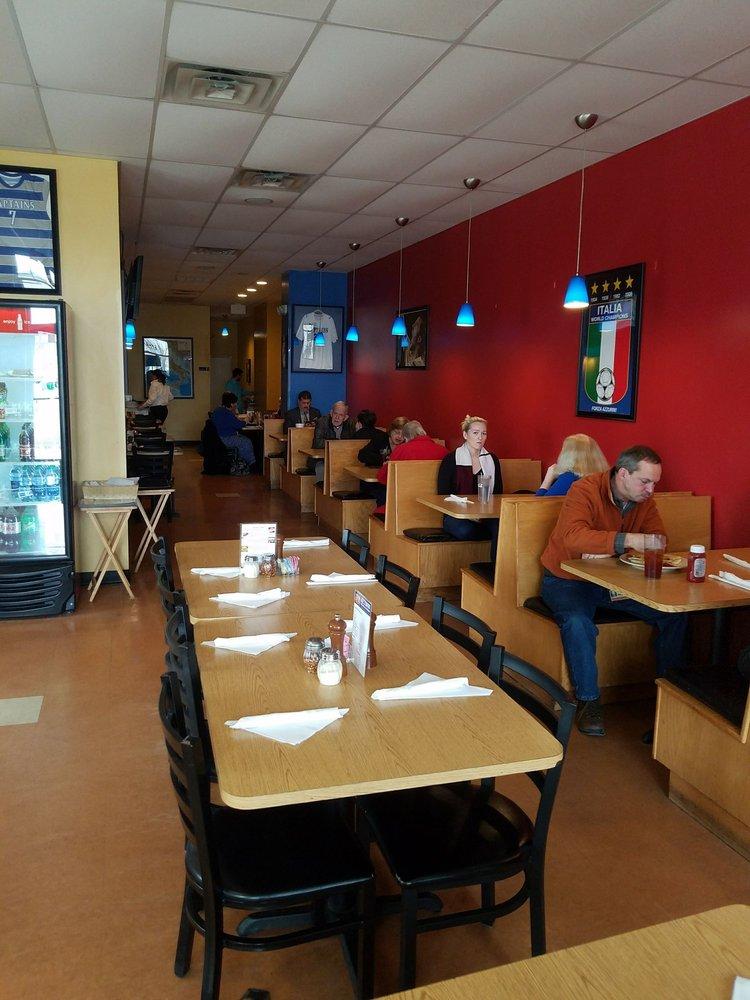 Photo Of Azzurri Italian Restaurant Newport News Va United States