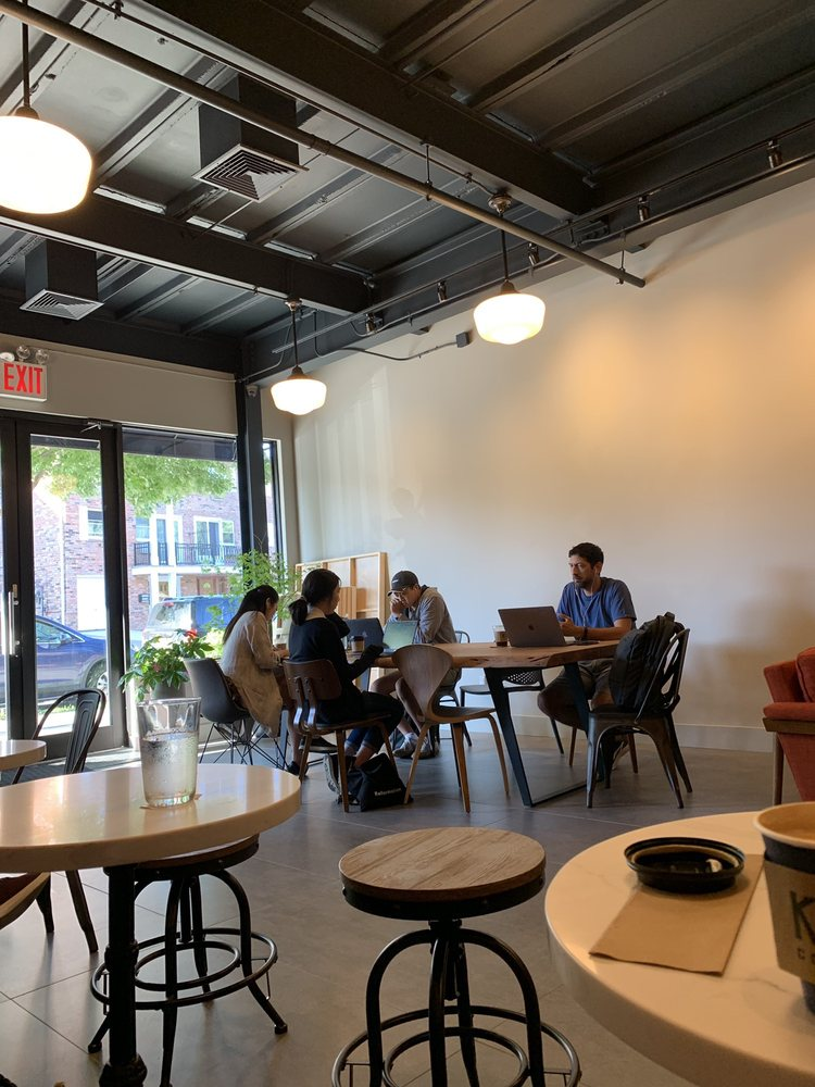Kunst Coffee Haus: 21208 41st Ave, Bayside, NY