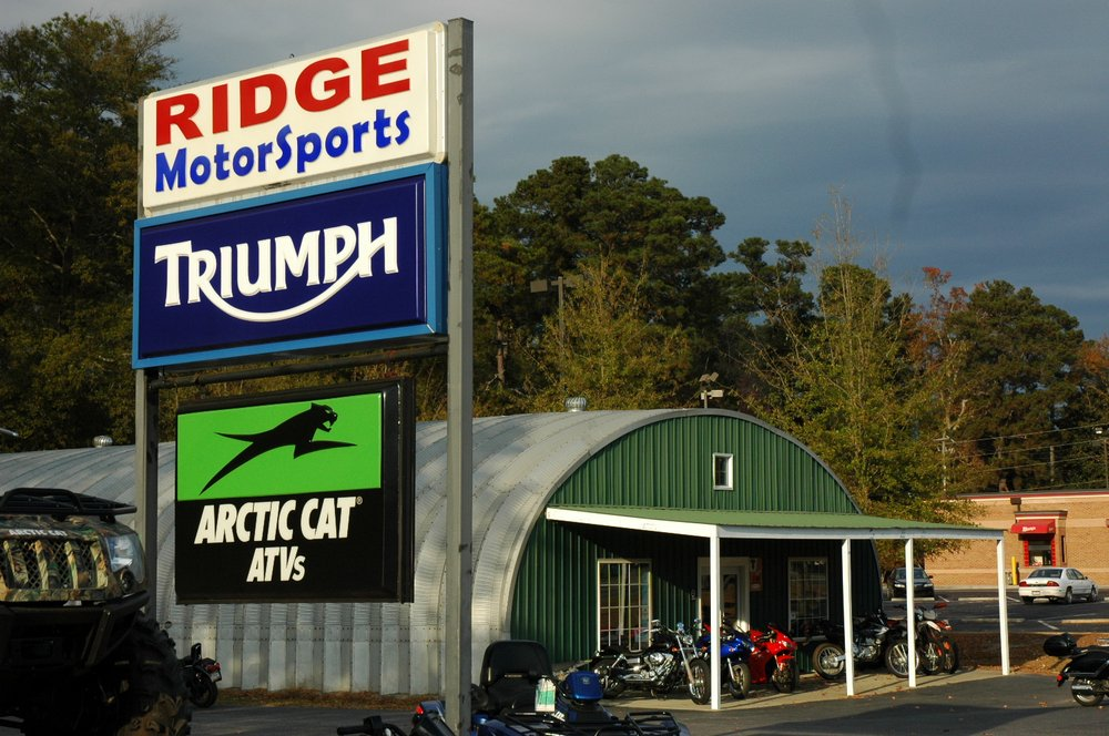 Ridge Motorsports: 215 W Church St, Batesburg, SC