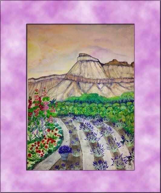 Lavender Festival: Palisades, CO