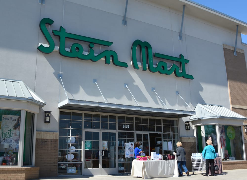 Whether it's in one of our stores or online at newsubsteam.ml, you'll find great deals are always in and in style at Stein Mart®. more Dot is Green if Stein Mart is currently open and Red if currently closed.