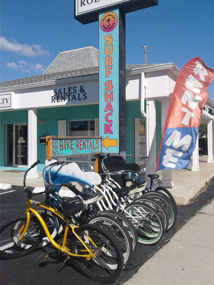 Mad Beach Surf Shack: 14953 Gulf Blvd, Madeira Beach, FL