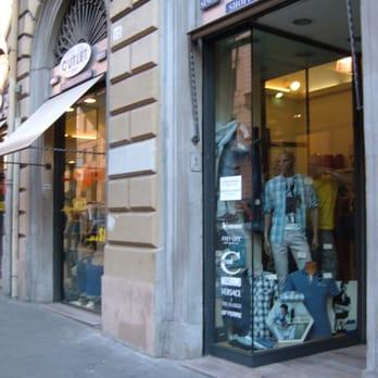 Outlet Roma - Outlet Stores - Via Cavour 60/62/64, Termini, Rome ...