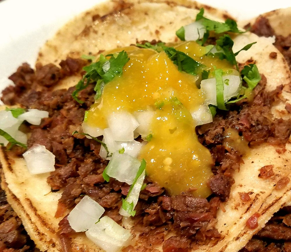 Tacos El Negro: 5720 Imperial Hwy, South Gate, CA