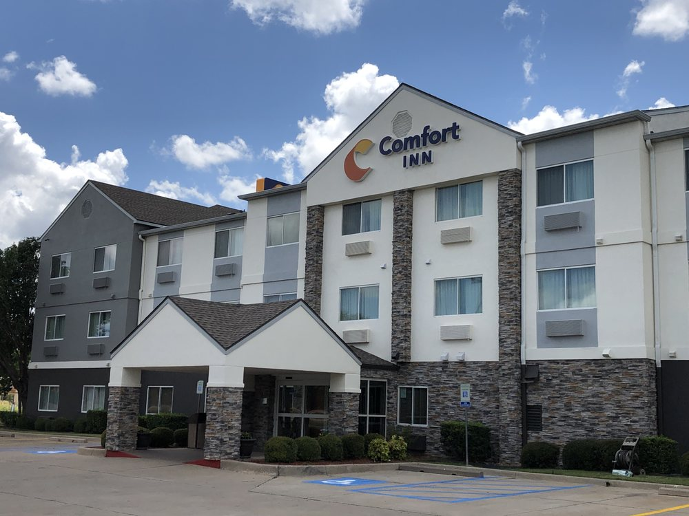 Comfort Inn Wichita Falls South: 4414 Westgate St, Wichita Falls, TX
