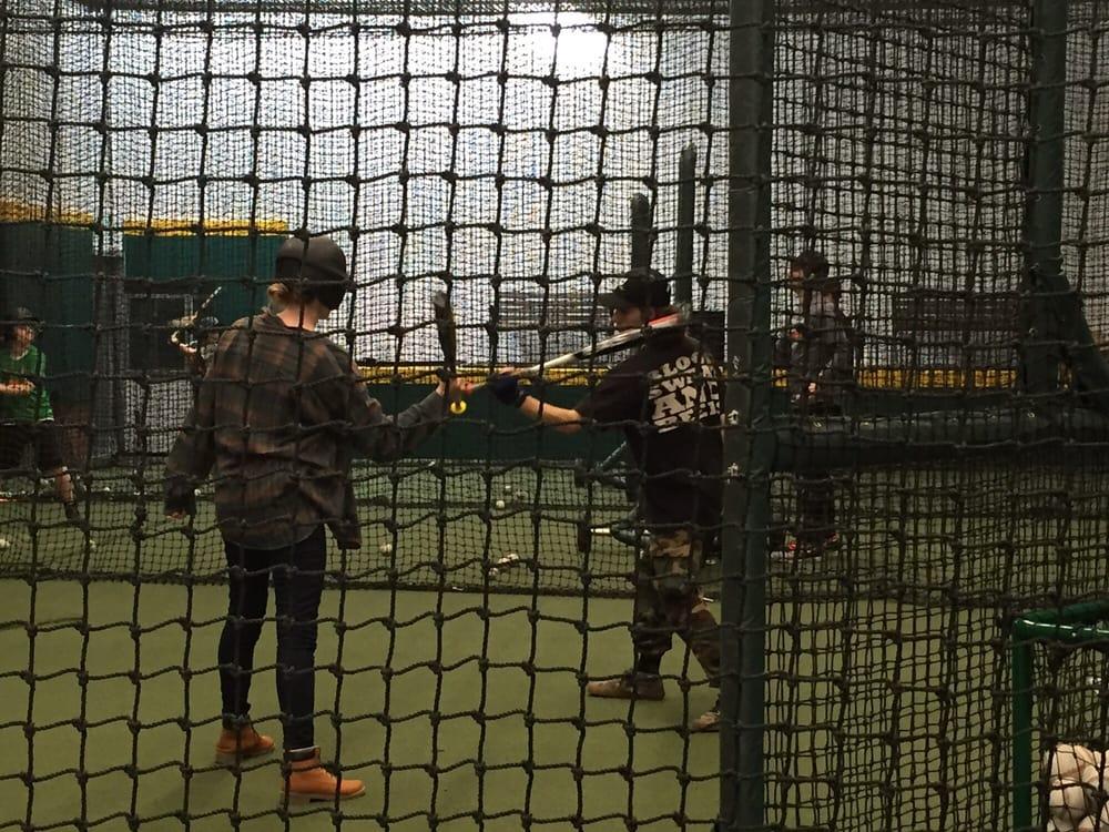 San Francisco Baseball Academy: 3010 Geary Blvd, San Francisco, CA
