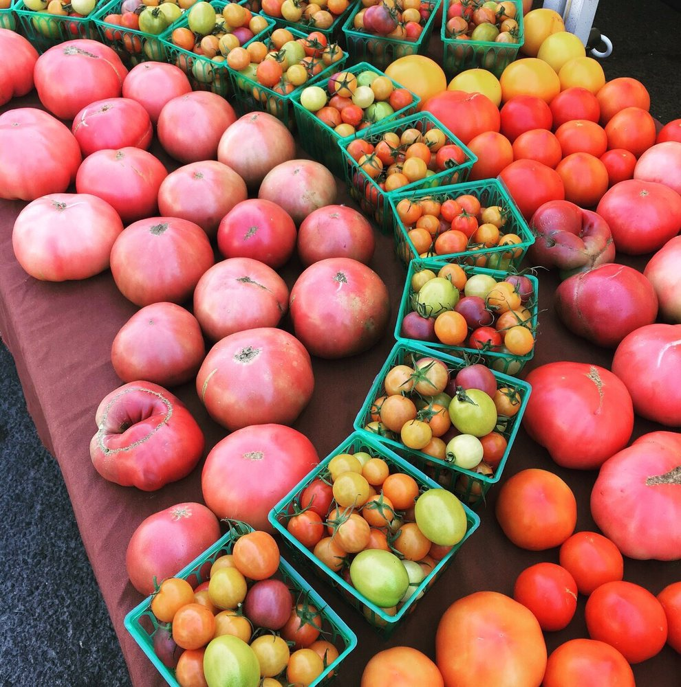 Rogue Valley Growers & Crafters Market: 101 Oak St, Ashland, OR