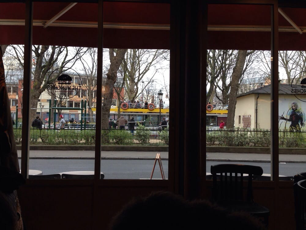 The munchies 10 photos burger 159 quai de valmy 10 me paris restaurant avis num ro - Restaurant quai de valmy ...