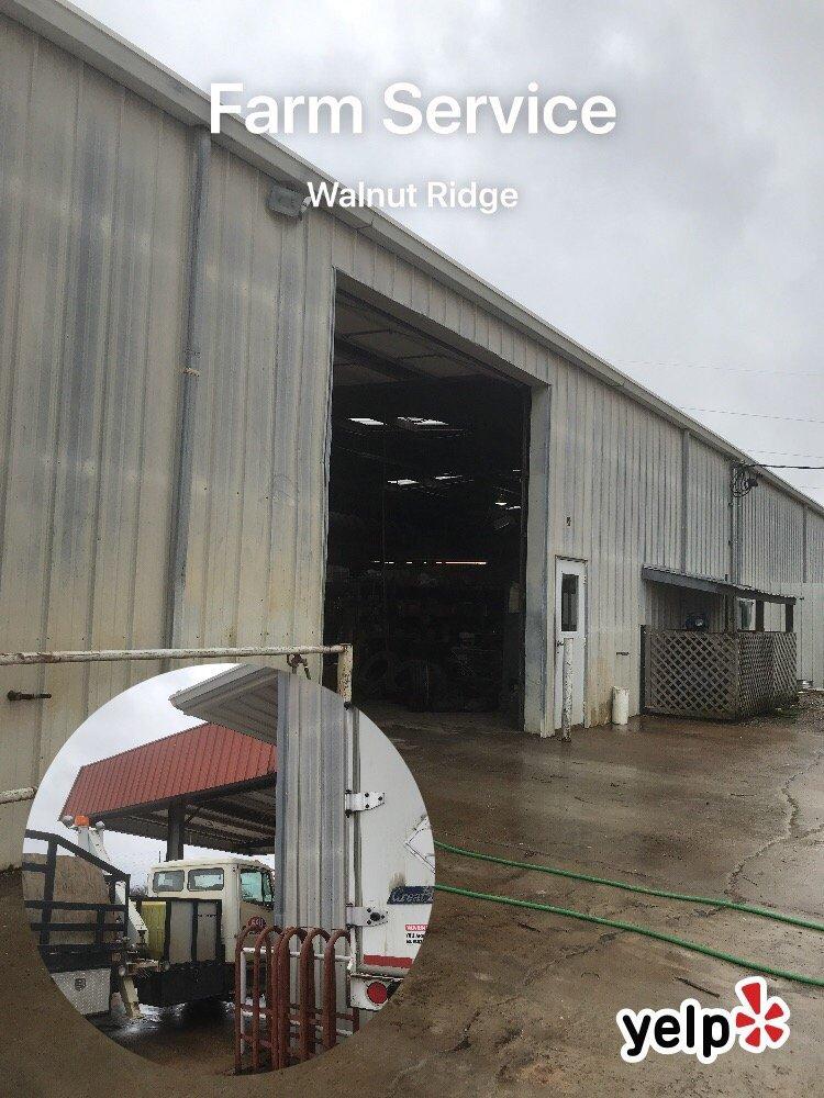 Farm Service: 1100 SW Front St, Walnut Ridge, AR