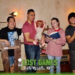 Lost Games Escape Rooms - 53 Photos & 132 Reviews - Escape Games