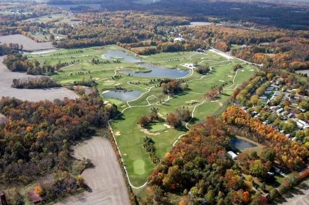 Taylor Glen Golf Club: 2680 State Rt 222, Bethel, OH