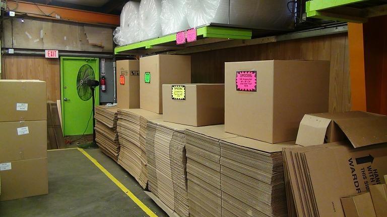 Ga Green Box Moving & Shipping Boxes Atlanta: 2100 American Industrial Way, Atlanta, GA