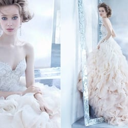 Captivating Photo Of Maiden Voyage Bridal   Manchester, MO, United States. Lazaro  Wedding Gown