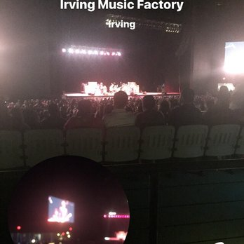 Photo Of The Pavillion At Irving Music Factory Tx United States