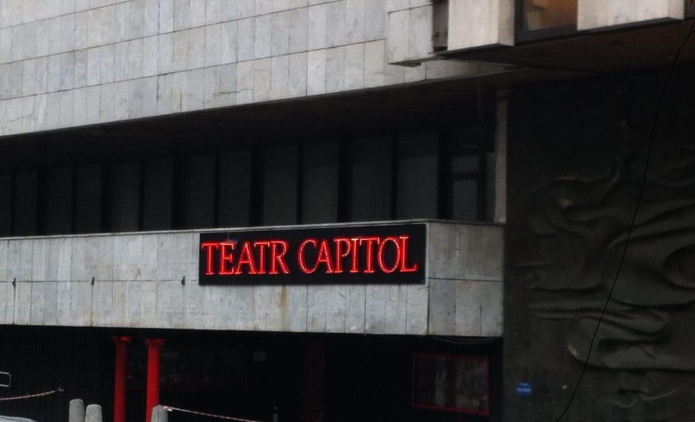 Teatr Capitol Neon Yelp