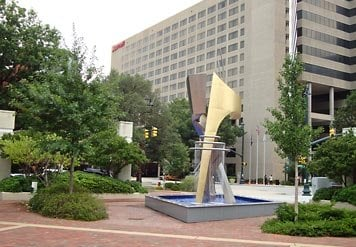 Marriott Columbia: 1200 Hampton St, Columbia, SC