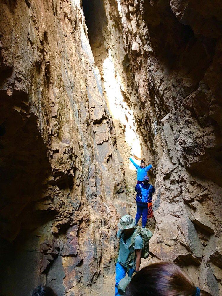 El Paso Tin Mines Hike: El Paso, TX