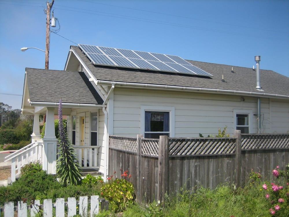 Mendocino Solar Service: 40501 Little River Airport Rd, Little River, CA