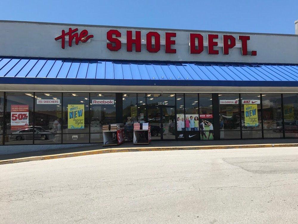 Shoe Dept.: 1814 MO-291, Harrisonville, MO