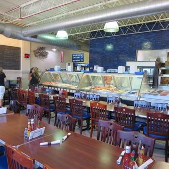 Boston fish market 1194 photos 692 reviews seafood for Boston fish market des plaines illinois
