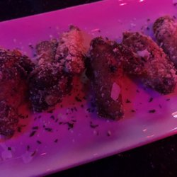 Strip club food review