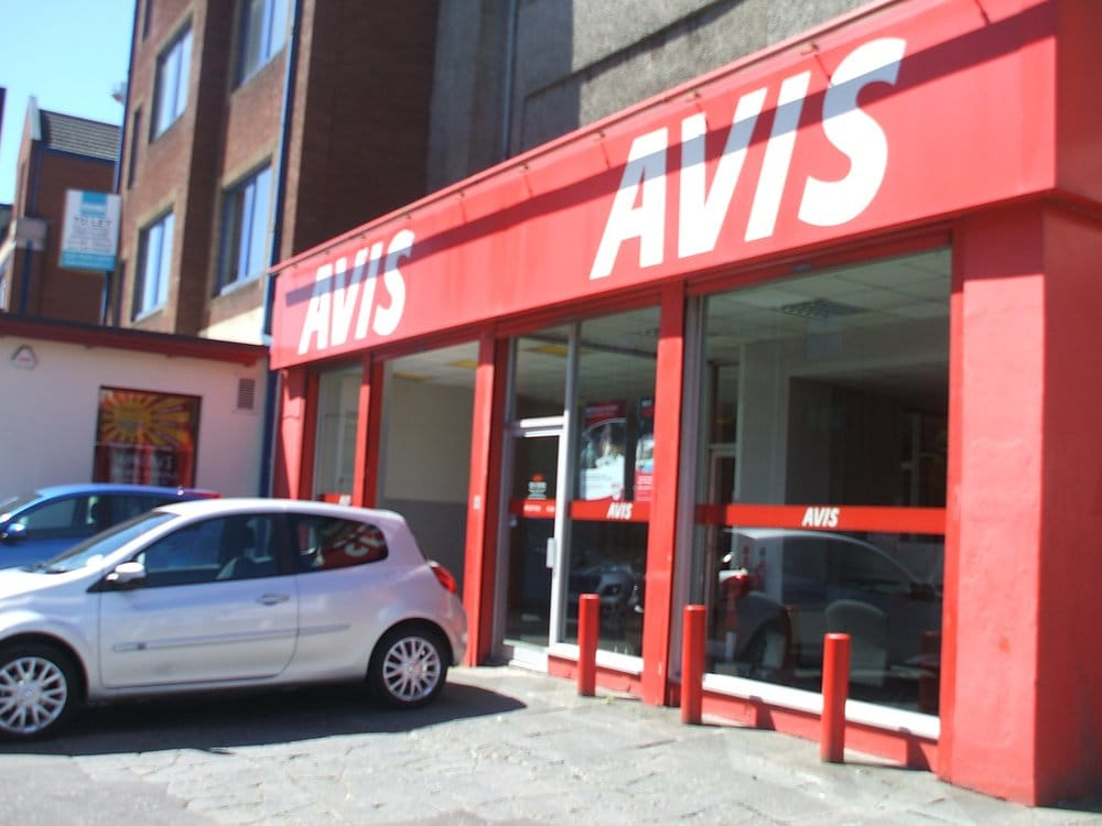 avis rent a car car hire 69 71 great victoria street city centre belfast phone number yelp. Black Bedroom Furniture Sets. Home Design Ideas