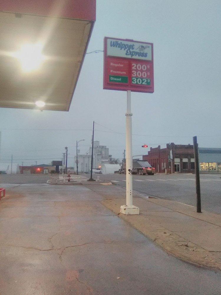 Whippet Express: 101 E Oklahoma, Okeene, OK