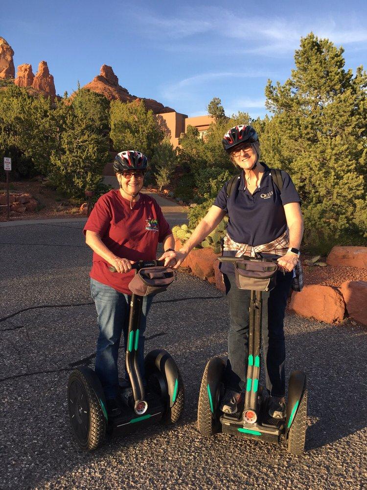 Sedona Segway Tours: 441 Forest Rd, Sedona, AZ