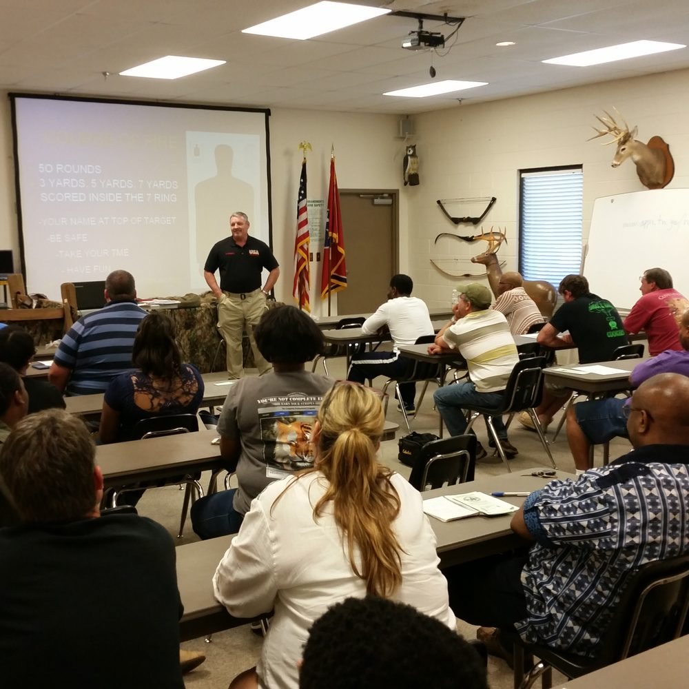 USA Training Academy: 6743 Stage Rd, Bartlett, TN