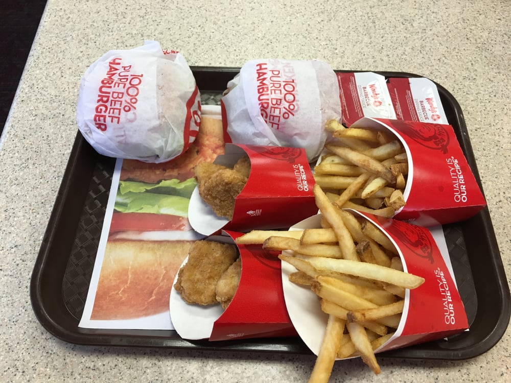 Wendy's: 2033 N Prospect Ave, Champaign, IL