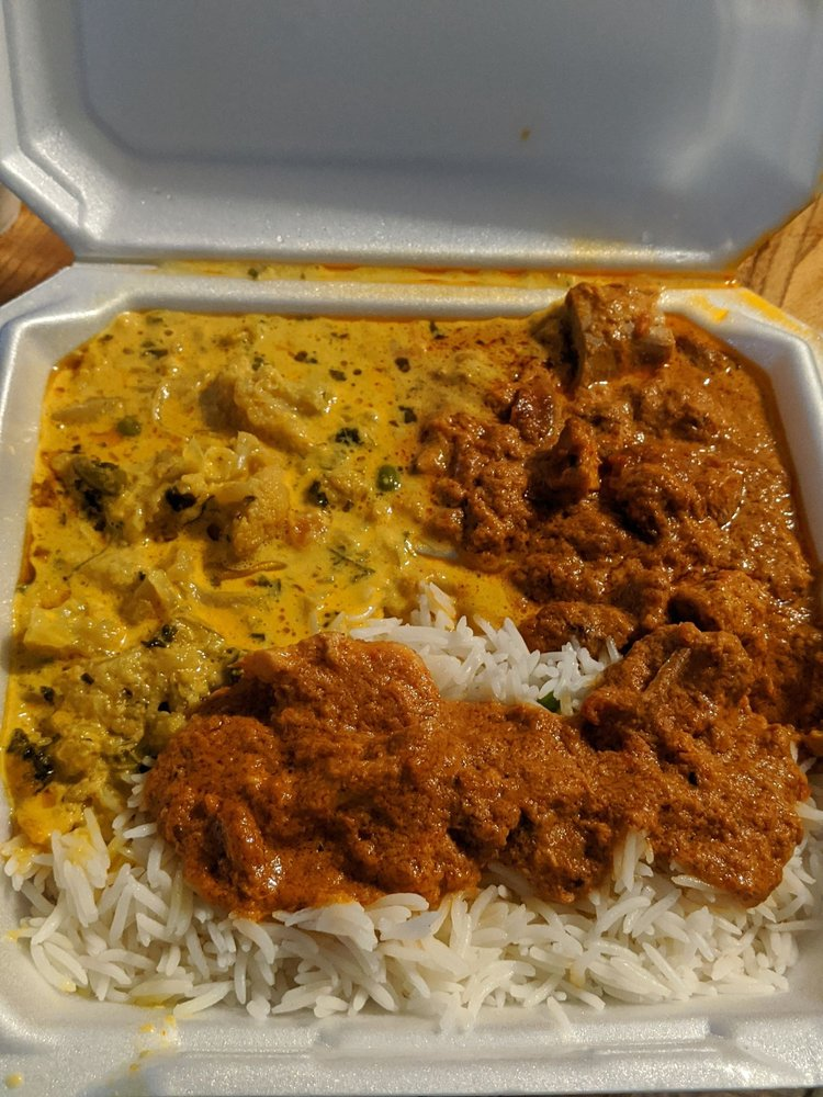Food from Curry Land