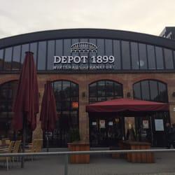 Depot 1899 58 fotos deutsches restaurant for Depot frankfurt am main