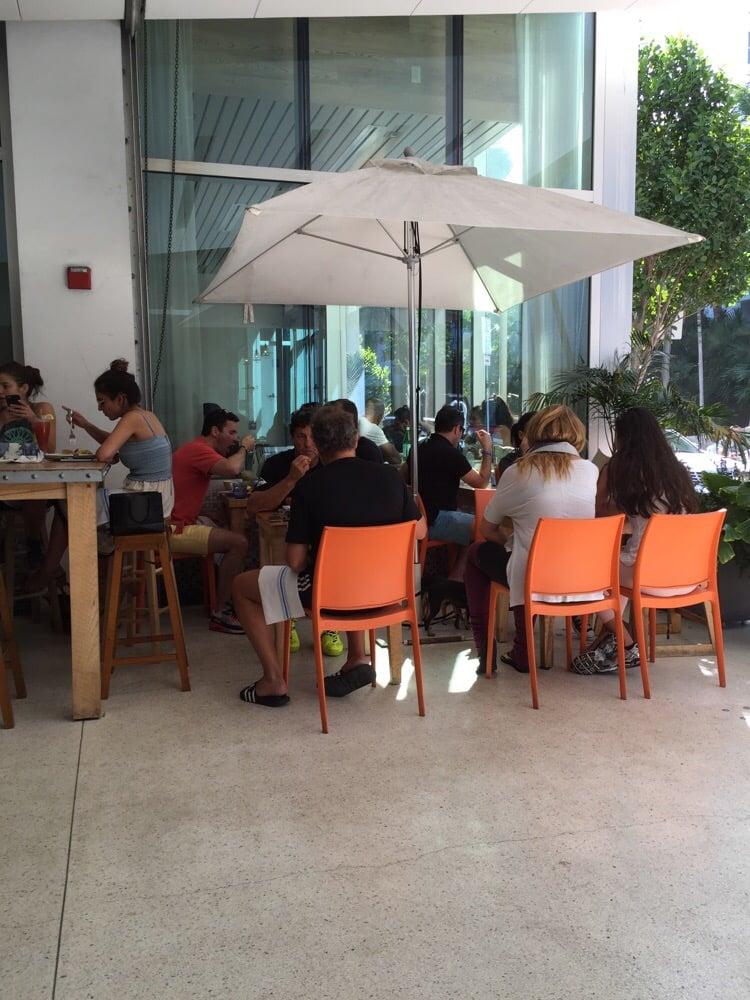 Icebox Cafe Miami Beach Fl
