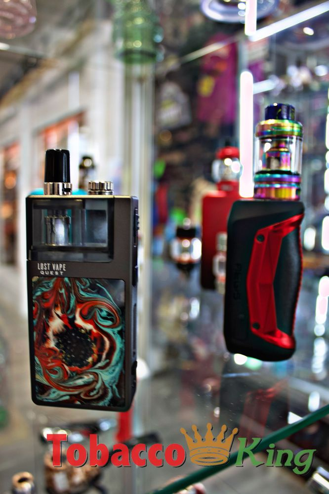 Tobacco & Vape King: 9213 Baltimore Ave, College Park, MD
