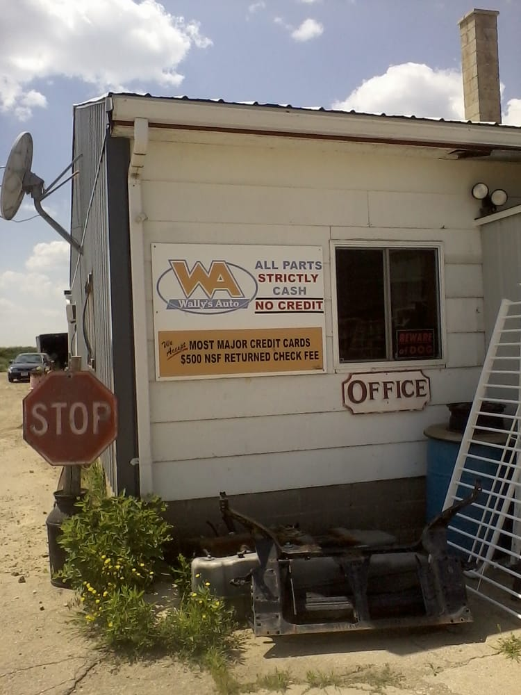 Wallys Auto Salvage >> Wally S Auto Auto Parts Supplies W7354 State Road 33