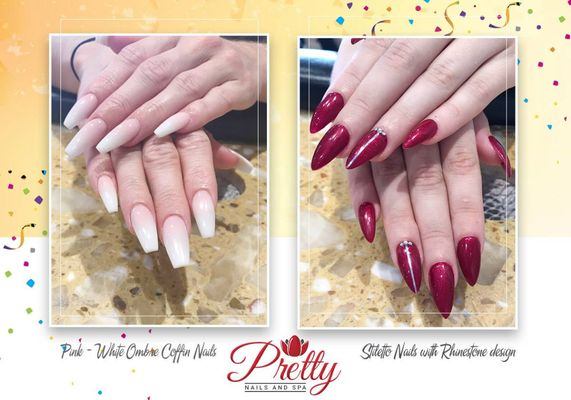 Pretty Nails & Spa 3301 W University Ave Gainesville, FL Eyelashes ...