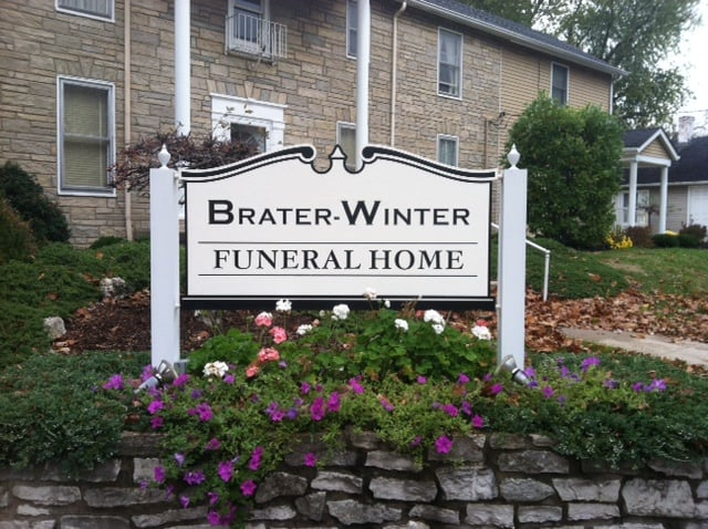 Brater Winter Funeral Home
