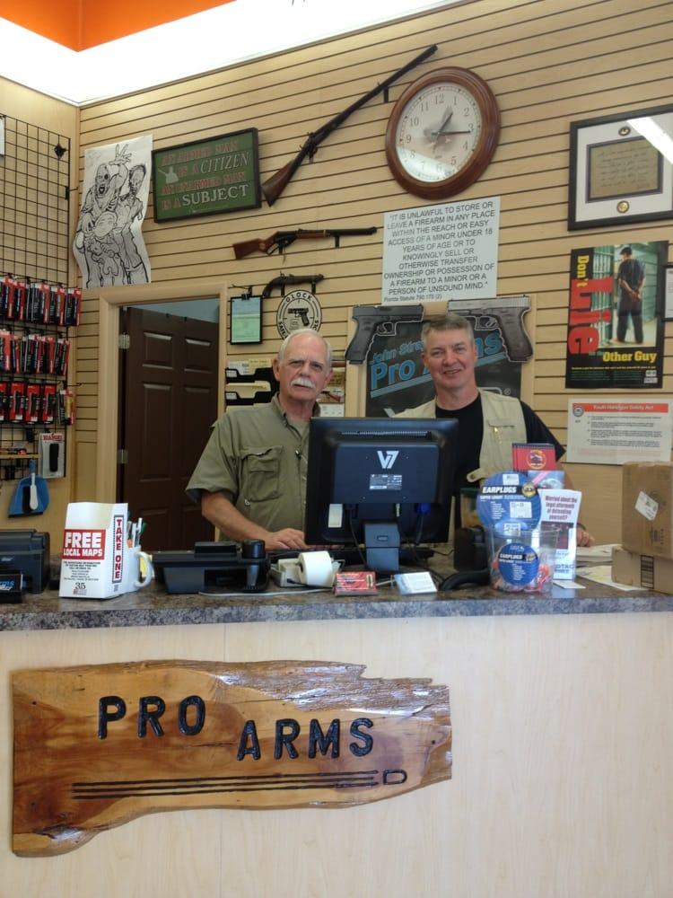 Pro Arms: 1629 Ohio Ave N, Live Oak, FL