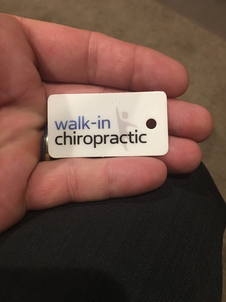 Walk-In Chiropractic: 189 S State St, Clearfield, UT
