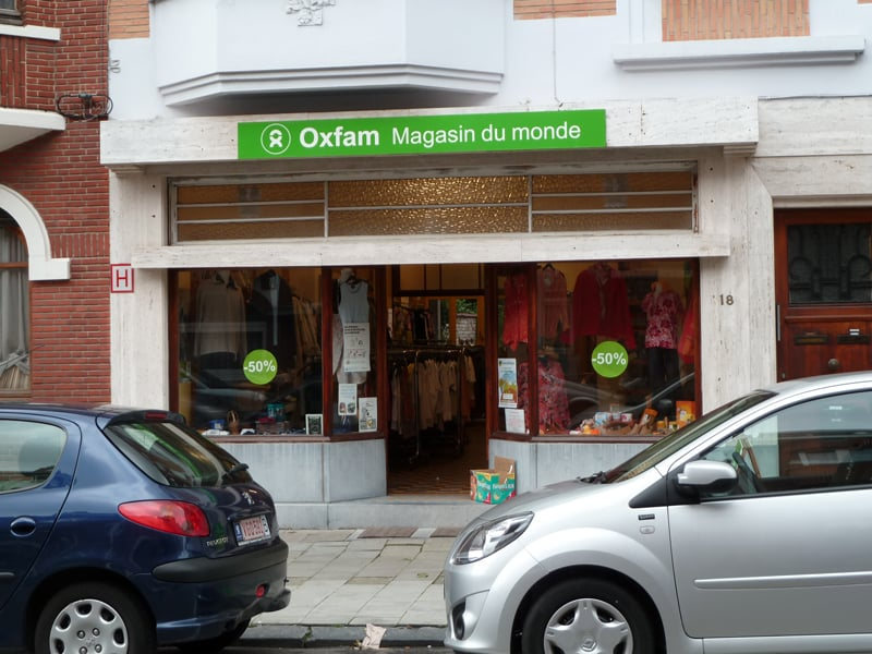 oxfam magasin du monde imported food brillat savarinlaan 18 petite suisse ixelles r gion. Black Bedroom Furniture Sets. Home Design Ideas