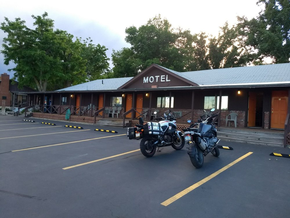 Indianhead Motel & Rv Park: N Highway 95, Weiser, ID
