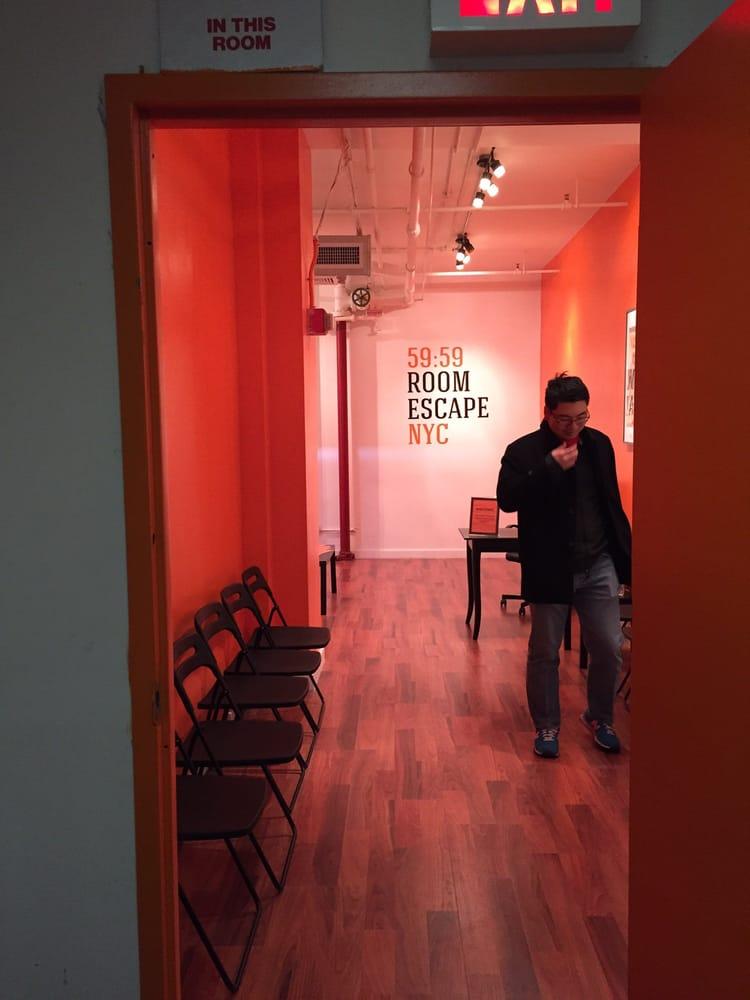 Exodus Escape Room: 38 W 32nd St, New York, NY