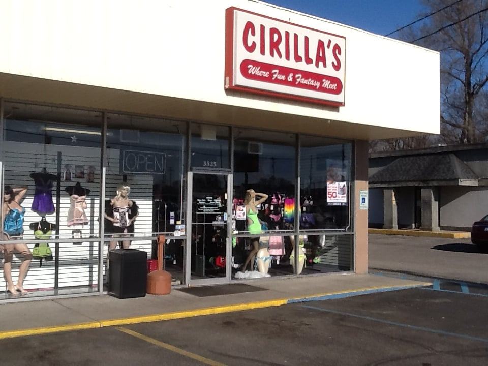 Cirillas sex store grand rapids