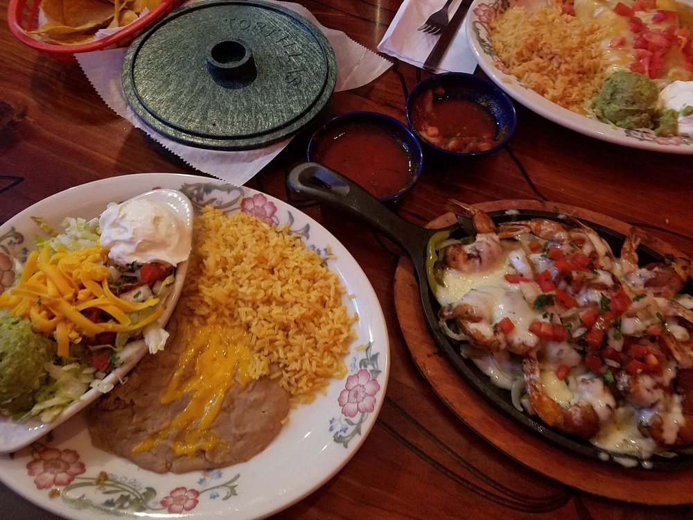 Food from Toreros Authentic Mexican Cuisine